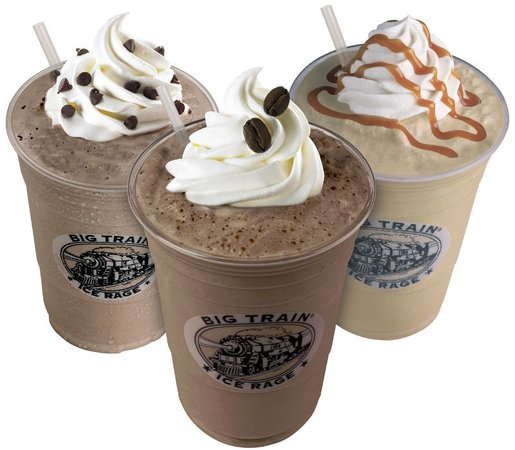 Cowboy & Co. Coffee Cafe: Iced capps