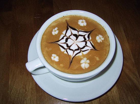 Cowboy & Co. Coffee Cafe: Lattes