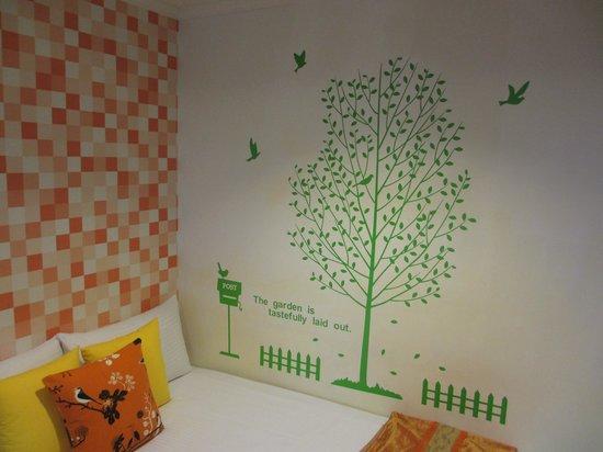 Hualien Sunrise Hostel: 墙纸