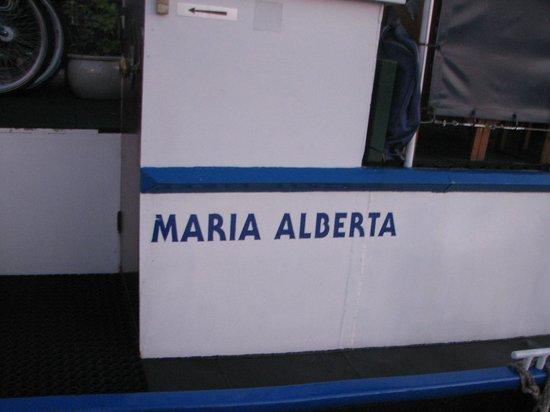Maria Alberta: nombre