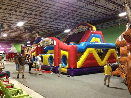 Bounce House : The ultimate challenge
