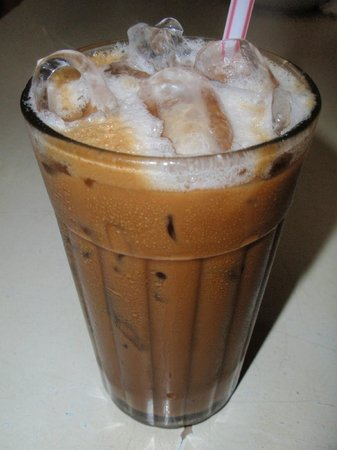 Restoran Xin Quan Fang: Ice white coffee