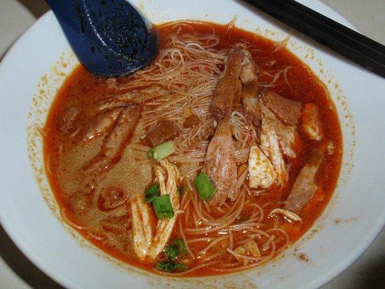 Restoran Xin Quan Fang: Curry noodle