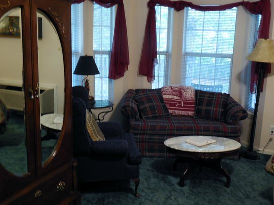 Bradford House Bed and Breakfast: Executive Suite
