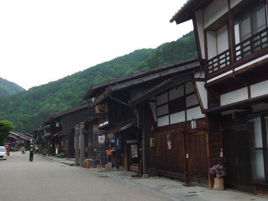 Naraijuku: 大きな宿場町でした