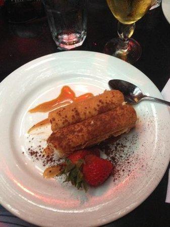 Kit Kat: Tiramisu Dessert