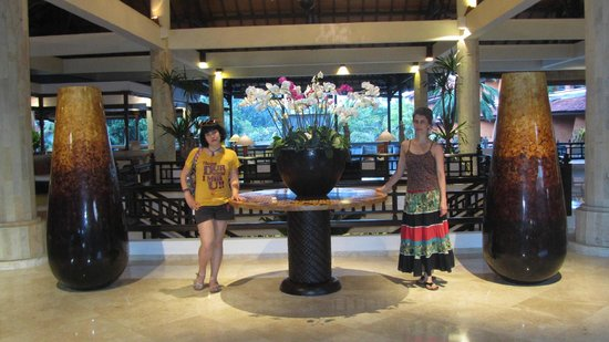 Sol Beach House Bali Benoa by Melia Hotels International: В холле