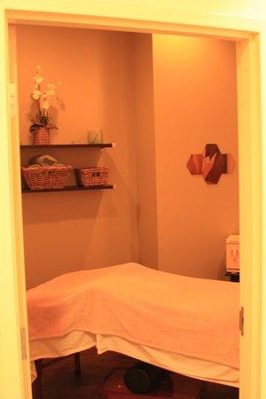 Infinite Wellness Medspa: Massage Room 1