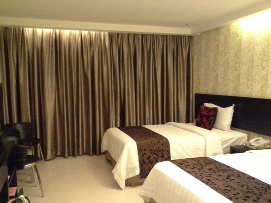Hotel de Leon: deluxe twin