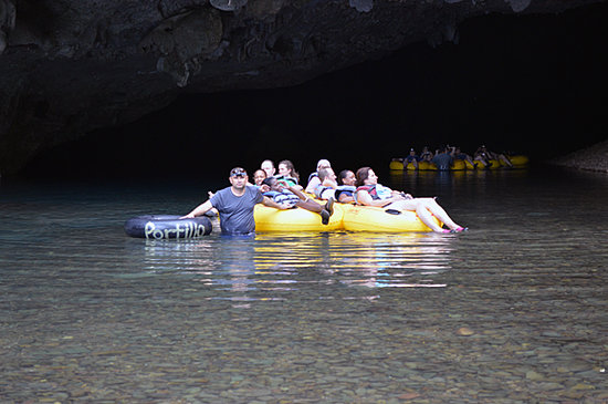Cave Tubing Paradise and Belize Tour Adventures
