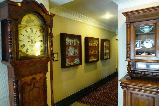 White Swan Inn: lobby
