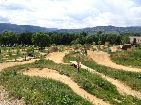 Valmont Bike Park: Slopestyle
