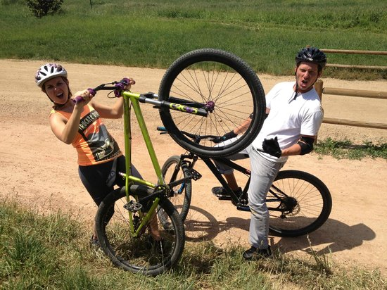 Valmont Bike Park: Fun!
