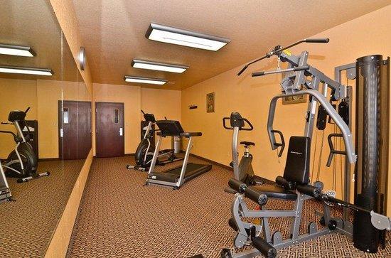 Broken Bow Hotel & Suites: Fitness Center