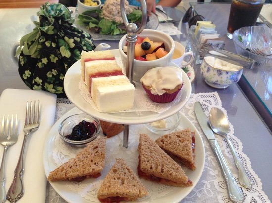 Dori's Tea Cottage & Cafe : Little Princess Sampler