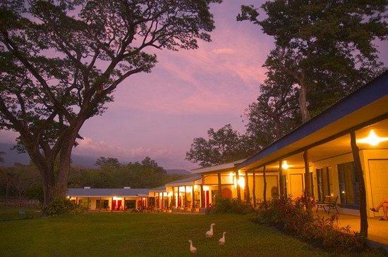 Hacienda Guachipelin照片
