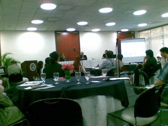 AIM Conference Center Manila: Conference Room