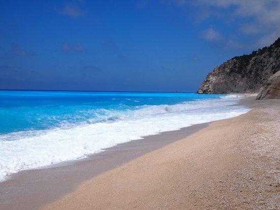 Strand von Egremni: Egremni