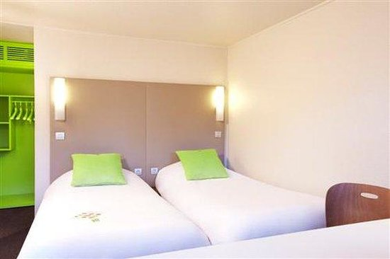 Campanile Arras - Saint Nicolas: Twin Room