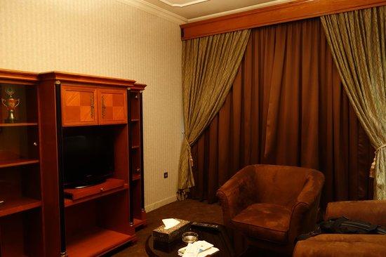 Abjar Grand Hotel: room