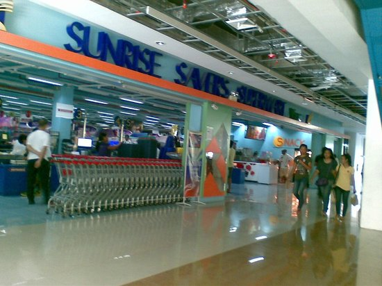 Youth Center Mall: Center Mall
