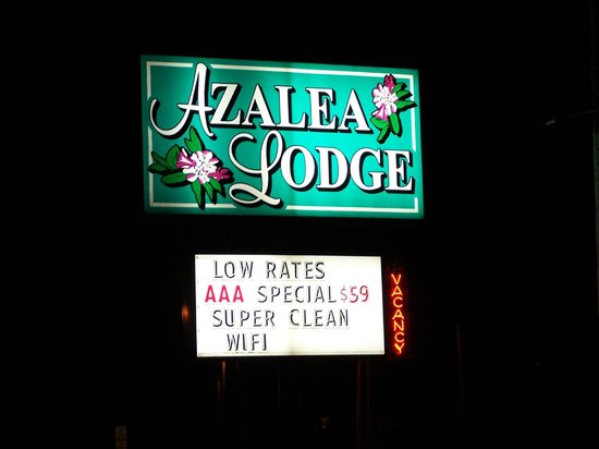 ‪أزاليا لودج: Azalea Lodge in Gold Beach, OR‬