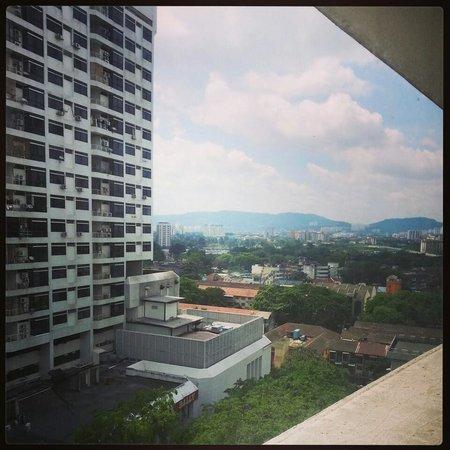 Ansa Kuala Lumpur: View from hotel room