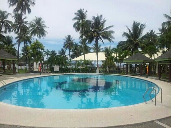 Waterfront Insular Hotel Davao: Pool at Waterfront Insular