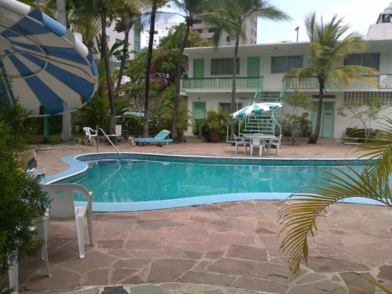 Acapulco Park Hotel. Pet friendly