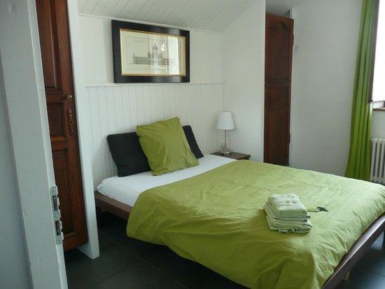 BnB Wonderlandscape: My room: The Lime room