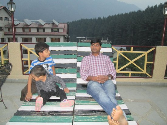 Snow Valley Resorts: Hotal play area