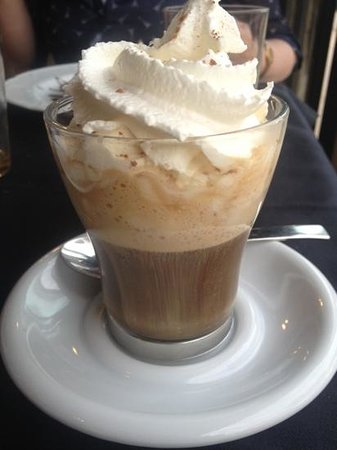 Rancho Chico: the most fabulous cappuccino ever!