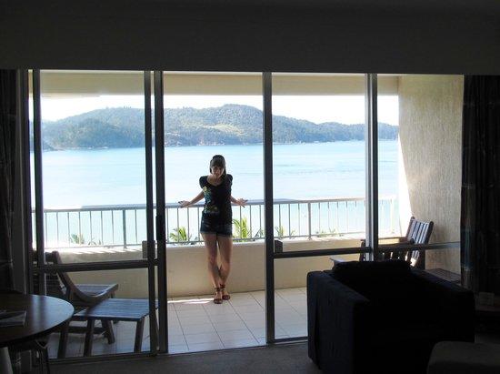 Reef View Hotel: Виз из номера