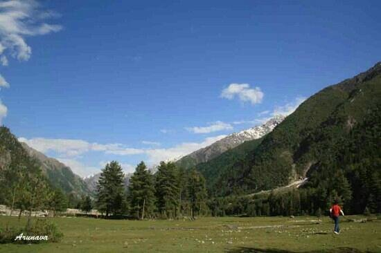 Kinnaur District, Hindistan: Rakchham