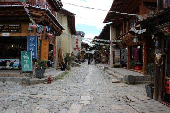 Dukezong Ancient Town: Old City