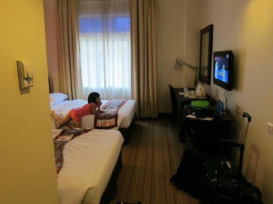 Prescott Hotel Kuala Lumpur - Medan Tuanku: room