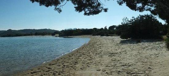 Spiaggia Porto Mannu: porto mannu