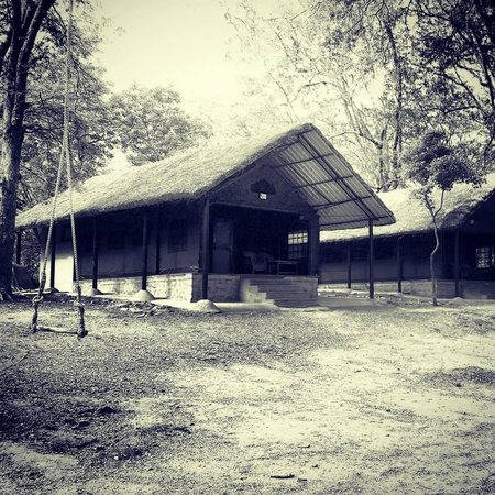 Galibore Nature Camp : the cottages