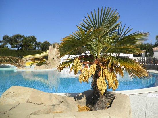 La Yole : La piscine extérieure