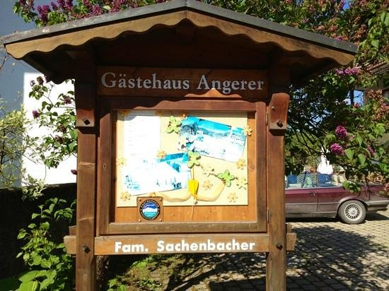 Gastehaus Angerer Photo