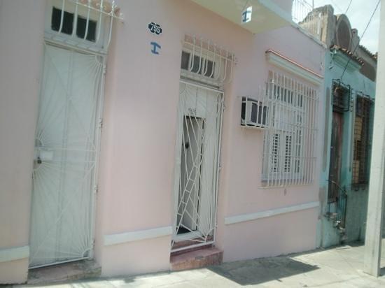 La Casa Rosada : Een onderschrift toevoegen