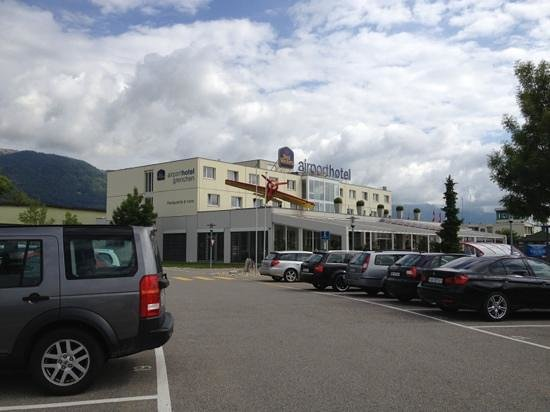 Airporthotel Grenchen: hotel