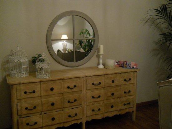 La Dimora di Artemide: Il soggiorno
