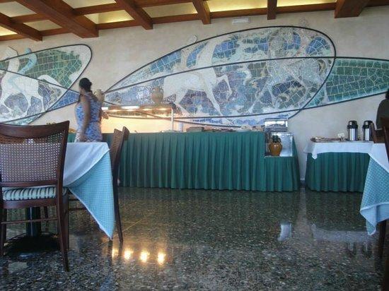 El Encinar Valldemossa Hotel: Salon comedor, elegante original