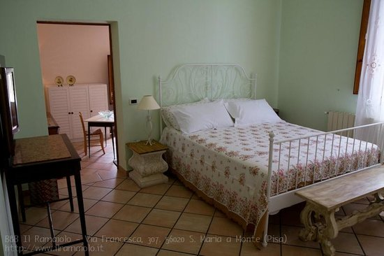 Camera Rosa Antico - Ancient Pink Room - Picture of B&B Il ...