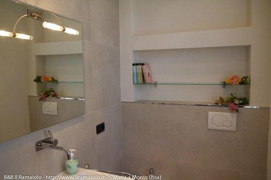 Camera Rosa Antico Bagno - Ancient Pink Room Bathroom - Foto di ...