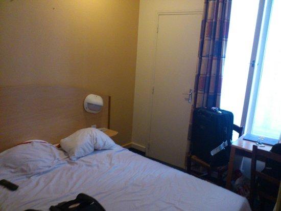 Timhotel Saint Georges: Hotelværelset