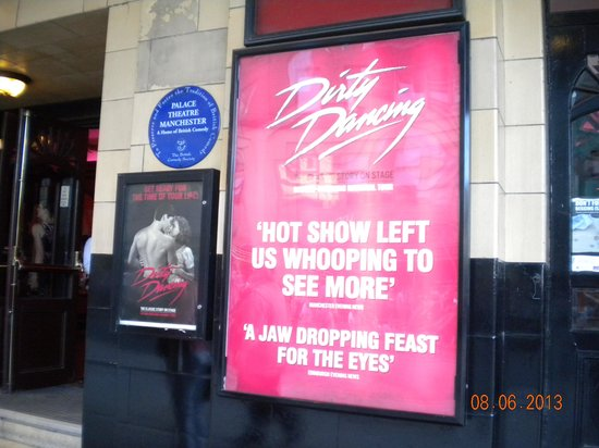 Palace Theatre: Dirty Dancing