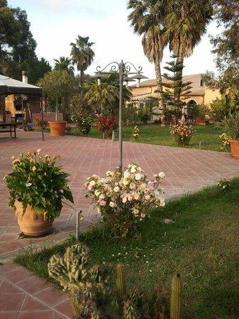 Agriturismo Villa Cristina: esterno della camera