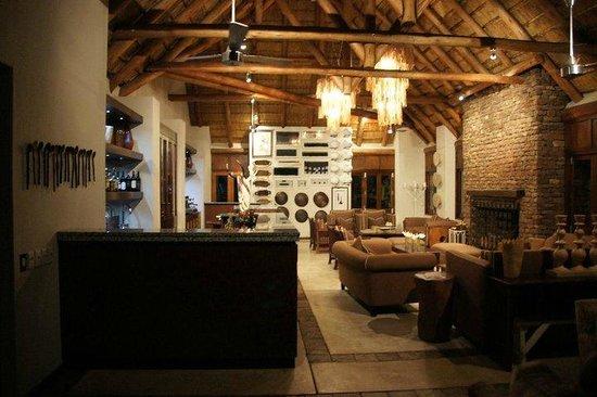 andBeyond Phinda Mountain Lodge: Main lodge